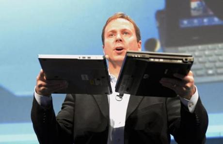 Intel vice president Kirk Skaugen said Ultrabooks on sale this year will have much longer battery life.